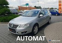 Volkswagen Passat stan bdb, zadbany, klimatyzacja,nawigacja,automat B6 (2005-2010)