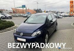 Volkswagen Golf Plus Wersja STYLE,webasto,klimatronic,temp,podgrz.fotele,1.6D,105KM II (2009-)