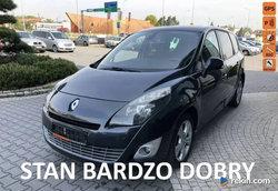 Renault Scenic Stan bdb,klima,navi,temp,parktronik,1.4 benz,130KM III (2009-2016)