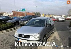 Volkswagen Polo Ładny,niski przebieg 138 tys.km,klima,1.2 benz.64KM IV (2001-2005)