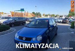 Volkswagen Polo Ładny,klimatronic,benzynka, manual IV (2001-2005)