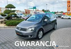 Volkswagen Golf Plus stan bdb, zadbany, klimatyzacja, pełny serwis ASO, 1.4 benz 160KM II (2009-)