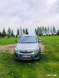 Opel zefira B