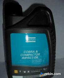 Olej do młotów Cobra,Impact oil