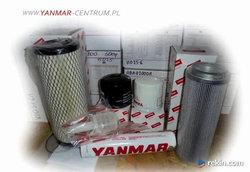 Yanmar vio38U,33U zestaw filtrów