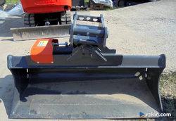 łyżka skarpowa hydrauliczna uchylna 1400 lehnhoff ms03
