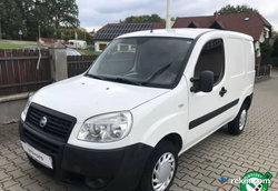 Fiat Doblo 1,4 benzyna ładne opłacone z Niemiec