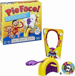 Gra zręcznościowa Ciastem w Twarz, Pie Face / Hasbro gaming