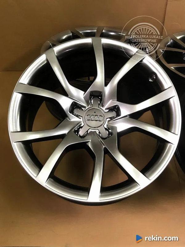 Felgi Audi A5 S5 8,5J 18' ET29 8T0 OEM